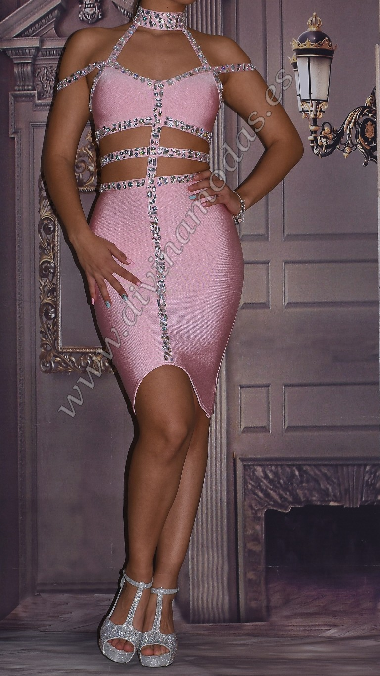 bandage rosa